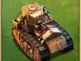 Companion Tank