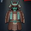 Yoroi Armor - Turquoise