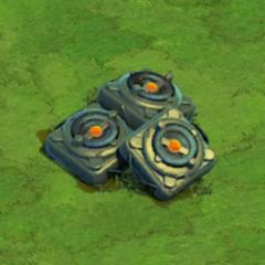 Land Mine Level 10