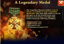 Captain's Croix de Guerre Sale 2