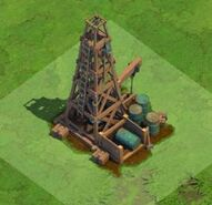 Oil Well lvl 3