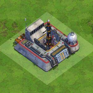 Missile Silo Level 8
