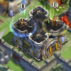Level 6 Fort