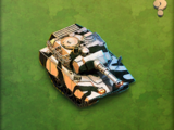 EE-T1 Osorio Tank