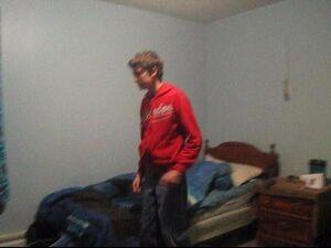 Dominic's Room