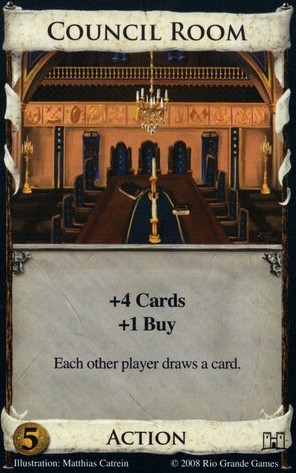 Council room dominion card game wiki fandom powered by wikia council room pronofoot35fo Choice Image