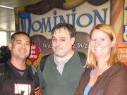Dale Yu, Donald X Vaccarino, and Valerie Putman