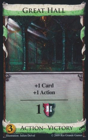 Great hall dominion card game wiki fandom powered by wikia great hall pronofoot35fo Choice Image