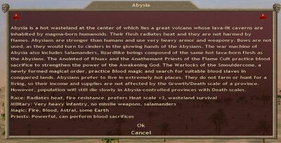 Abysia