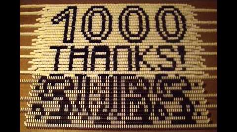 1000 Subscribers Special - 10,000 dominoes