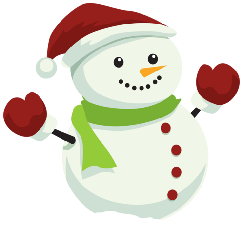File:Snowman PNG9936.png