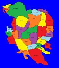 Nethereigons Political Province Map