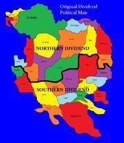 Nethereigons Political Dividend Map (Original)