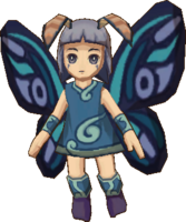 Mini Moth Fairy
