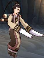 Crossbone Blademaster