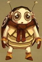 Sandstone Ladybug