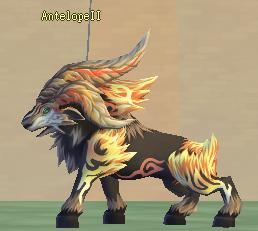 Shadow Antelope II