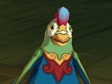 Mechanical Kuku Bird