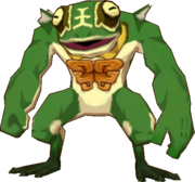 Pearly Frog King