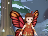 Baby Butterfly Fairy