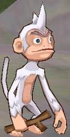 White Monkey