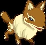 Foggy Fox