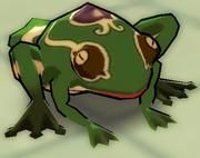 Summoning Toad