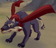 Female Wolf Leader
