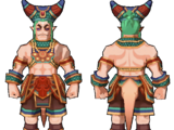 Dancer's Costume set 5 (level 28-30)