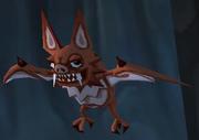 Female Vampire Bat