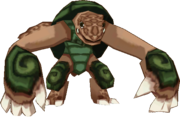 Crystal Turtle Soldier