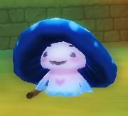 Thunderbog Boss Heart Shape Mushroom