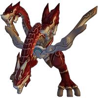 Summoned Evil Dragon