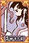 Swordsman Card