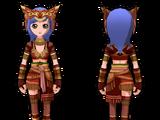 Dancer's Costume set 12 (level 60)