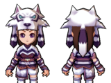 Dancer's Costume set 7 (level 38-40)