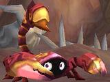 Blazing Flame Scorpion
