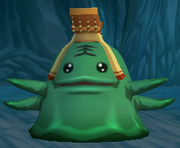 King Glob