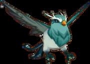 Divine Male Bird of Paradise