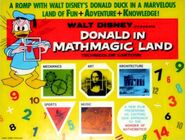 D in mathmagic land poster