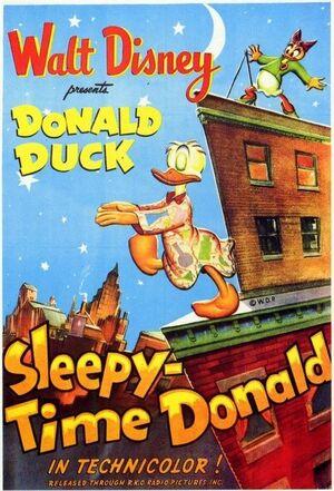 D sleepy poster