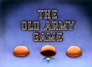 D the old army game