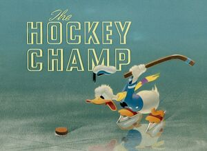 D the hockey champ