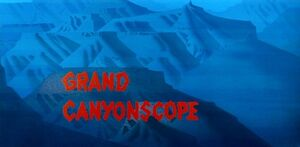 D grand canyonscope