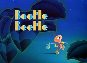 D bootle beetle