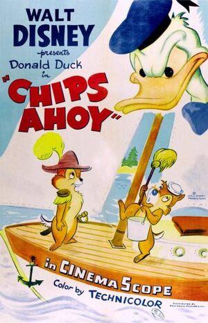 D chips ahoy poster