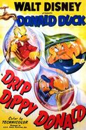 D drip dippy poster