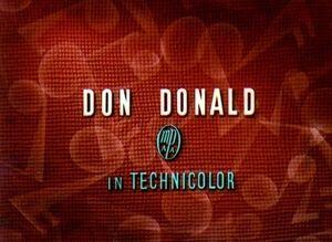 D don donald