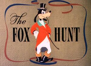 D the fox hunt