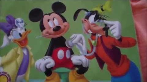Read A Storybook Along With Me Disney's Mickey Mouse Clubhouse - Goofy Goes to the Doctor